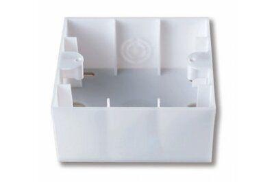 VIKO KARRE-MERIDIAN белый коробка для наружного монтажа цены