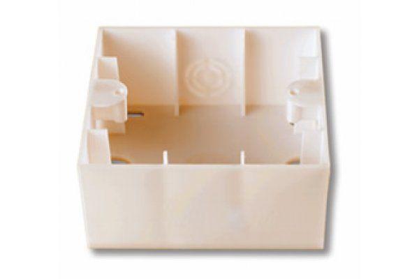 VIKO KARRE-MERIDIAN крем коробка для наружного монтажа