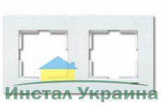 VIKO KARRE крем рамка 2 местная горизонтальная
