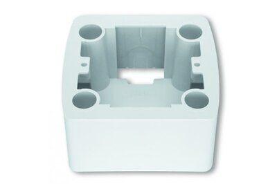 VIKO CARMEN белый коробка для наружного монтажа цены