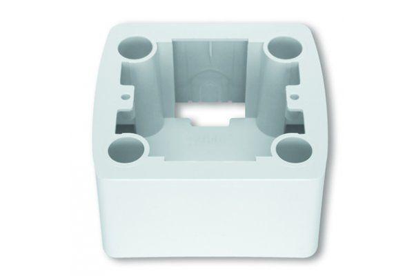 VIKO CARMEN белый коробка для наружного монтажа