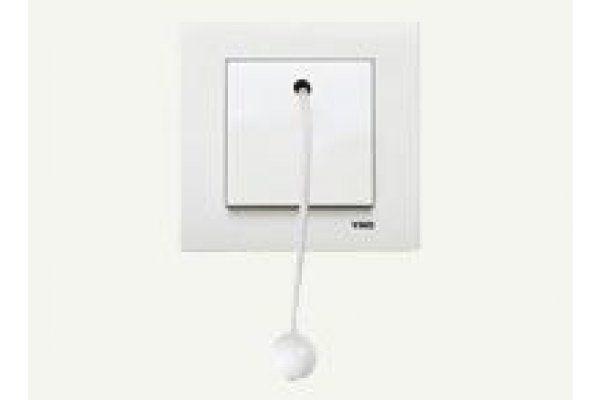 VIKO KARRE белый Аварийная кнопка