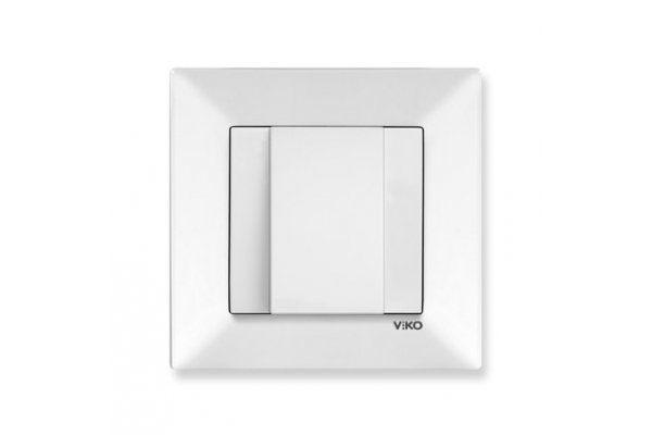 VIKO MERIDIAN белый заглушка для вывода провода