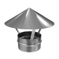 Грибок термо из нержавеющей стали; 0,5 мм ф220/280