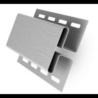 RAINWAY Софит H - профиль 3000 мм (белый) м2.