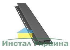 Bryza Софит H - профиль (Т-профиль) 3000 х 85 мм (Графит)