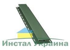 Bryza Софит H - профиль (Т-профиль) 3000 х 85 мм (Зеленый)