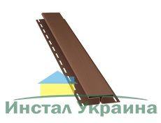 Bryza Софит H - профиль (Т-профиль) 3000 х 85 мм (Коричневый)