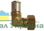 Pexal Valsir Соединительный угол с внутренней резьбой (под ключ) 32х1