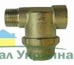 Фильтр груб. очистки 1/2` НВ хром.с отстойником Solomon (8015) TD1053