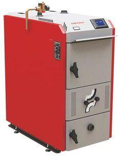 Твердотопливный пиролизный котел Defro HG 25 кВт