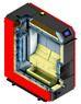 Твердотопливный пиролизный котел Defro HG 40 кВт
