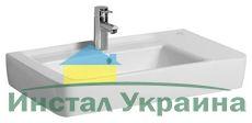 Умывальник Keramag Renova Nr. 1 Plan с полочкой справа 750 x 480 мм с отверстием под смеситель с переливом