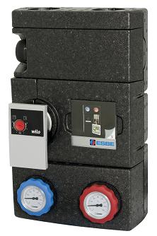 Модуль контроля обратной линии с регулируемой температурой ESBE GST141 DN 32 (61120300) цена
