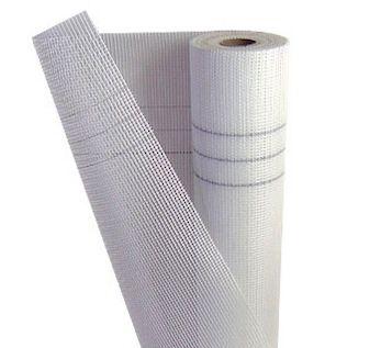 Anserglob Сетка фасадная белая 5х5 145 г/кв.м. цена