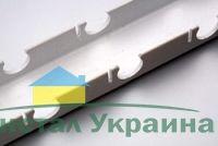 Kan шина для фиксации труб12-17мм (oтрезок0,2м)