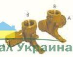 Pexal Valsir Муфта угловая с трубой держателем DX 20х1/2