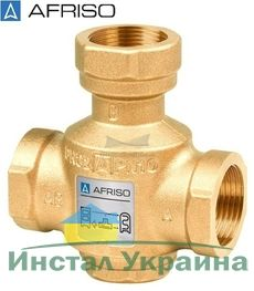 Afriso ATV336 термический клапан 1 Rp DN25 kvs 9 T 60 (1633600)