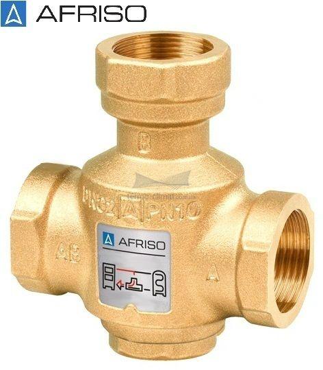 Afriso ATV334 термический клапан 1 Rp DN25 kvs 9 T 50 (1633400)