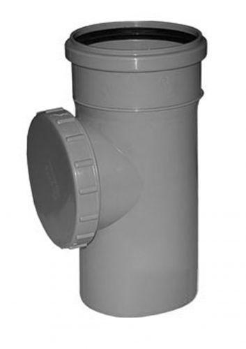 Interplast ревизия 110 для внутренней канализации