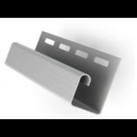 RAINWAY Софит Джей профиль (J) 3000 мм (белый)