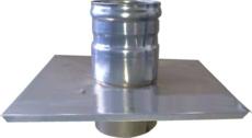 Окончание термо из нержавеющей стали; 1 мм ф250/310