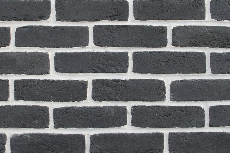 Плитка из искусственного камня Клинкер графит