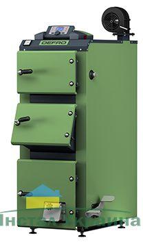 Твердотопливный котел Defro KDR PLUS 35 кВт