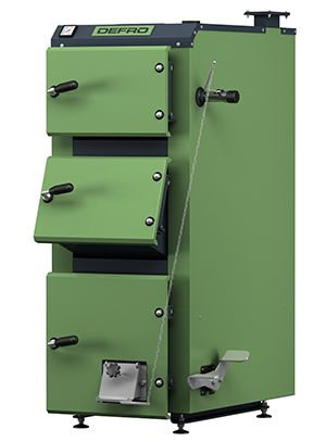 Твердотопливный котел Defro KDR 12 кВт