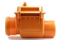 Мпласт Обратный клапан DN 315 для наружной канализации