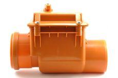 Мпласт Обратный клапан DN 250 для наружной канализации