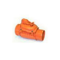 WAVIN EKOPLASTIK Клапан обратный ПП с ручным приводом; 160 (3162722500) для наружной канализации