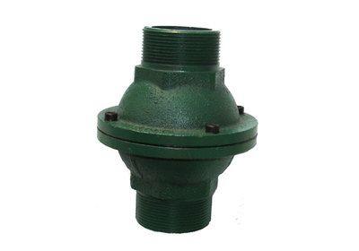 Тепловой клапан чугунный (клапан для байпаса) Ду50 цена