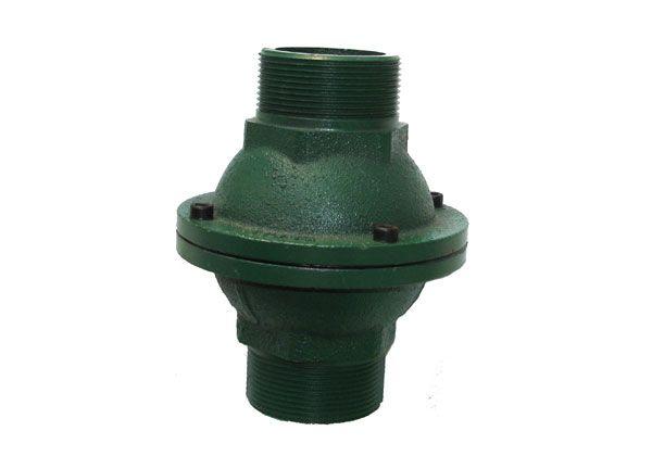 Тепловой клапан чугунный (клапан для байпаса) Ду50