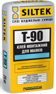 Т-90 SILTEK Клей монтажный для маяков 1 кг цена
