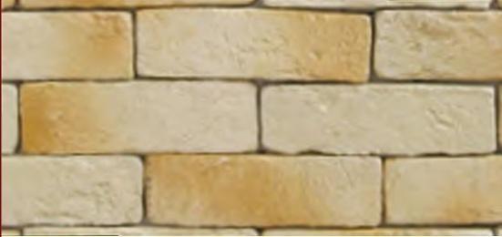 Плитка из искусственного камня Клинкер латте