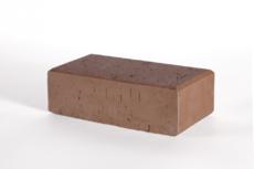 Тротуарная плитка Кирпич Стандартный (коричневый) 200х100 (8 см)