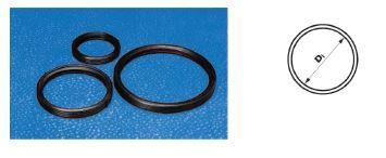 WAVIN Прокладка внутренней канализации 75 BL (3190110075) для внутренней канализации цена