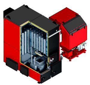 Твердотопливный котел Defro KOMPAKT MAX 75-450 150 кВт