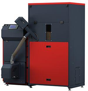 Твердотопливный пеллетный котел Defro KOMPAKT EKOPELL 40 кВт цены