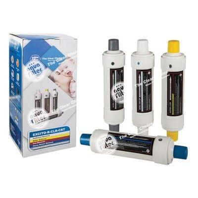 Комплект AQUAFILTER EXCITO-B-CLR-CRT цены