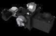 Твердотопливный пеллетный котел KostrzewaPellets Fuzzy Logic 2 PFL 100 цена