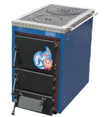 Твердотопливный котел Корди АКТВ- 16 цена