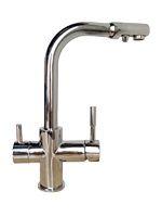 Смеситель с встроенным краном для очищенной воды Ecosft