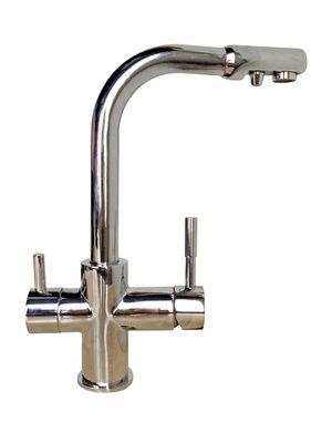 Смеситель с встроенным краном для очищенной воды Ecosft цены