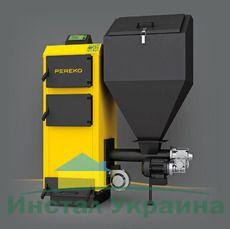 Твердотопливный пеллетный котел Pereko KSR 17 кВт