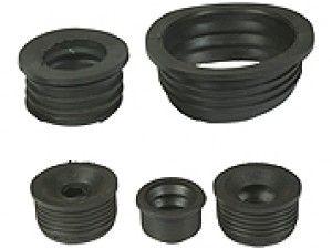 Interplast переходник резиновый чугун/пластик72х50 для внутренней канализации цены