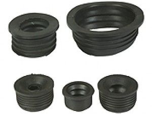 Interplast переходник резиновый чугун/пластик72х50 для внутренней канализации