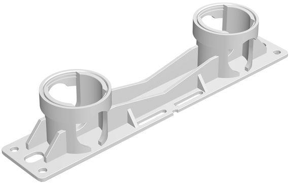 Firat Полипропиленовый шаблон для смесителя 20