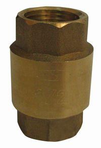 Solomon Клапан обратного хода воды(C6022) 1 1/4 R латунный шток